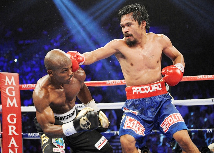 PacMan's last loss...seems to be loosing his touch