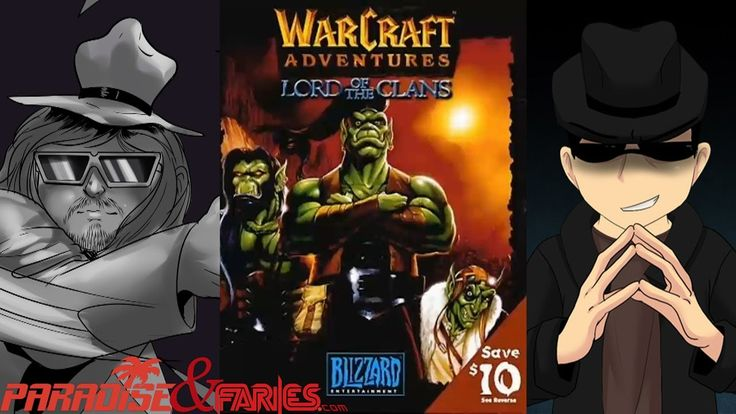 """Team Yume Game-Cast: """"Warcraft Adventures: Lord of the Clans"""""""