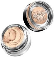 Maybelline New York Eye Studio Color Tattoo Metal 24 Hour Cream Gel Eyeshadow, Barely Branded, 0.14 Ounce  Beauty 24 Hour Deals World Five Star Shopping
