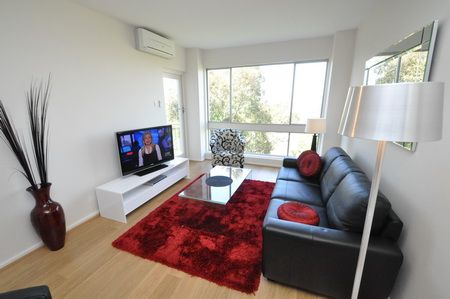 Apartment accommodation in Sydney with great comfort and style.