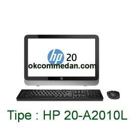 HP KOMPuter  20-a2010L  all in one  Intel Pentium