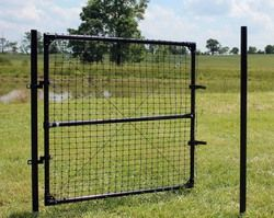 4u0027 h x 3u0027 w dog fence access gate