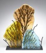 Kiln Formed Glass   Lauri Wilson