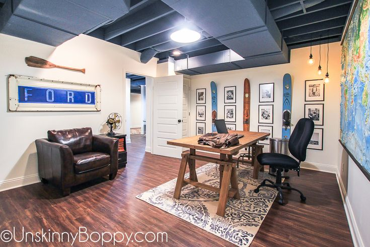 Inspirational Ultimate Basement Makeover