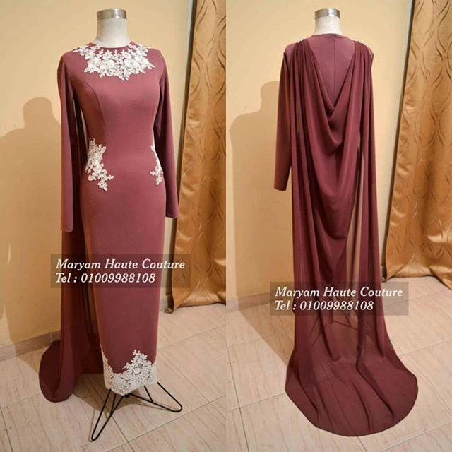 f32047dc35846 فساتين مريم للأزياء الراقية  maryam.dresses فساتين سواريه 2019 -----