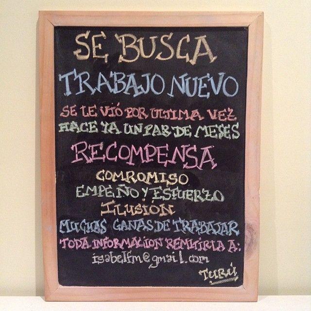Se busca #trabajo. Se ofrece interesante recompensa. #Cantabria #turismo #redessociales #rrpp #eventos #oportunidad (27 de noviembre)