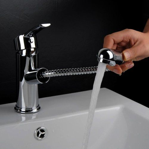 bathroom faucets with sprayer   My Web Value