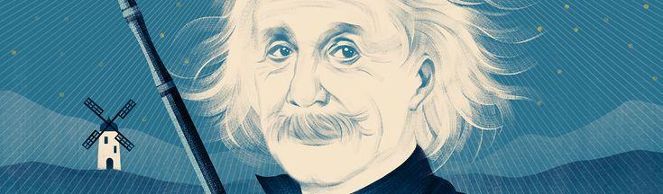 When Einstein Tilted at Windmills - Issue 43: Heroes - Nautilus