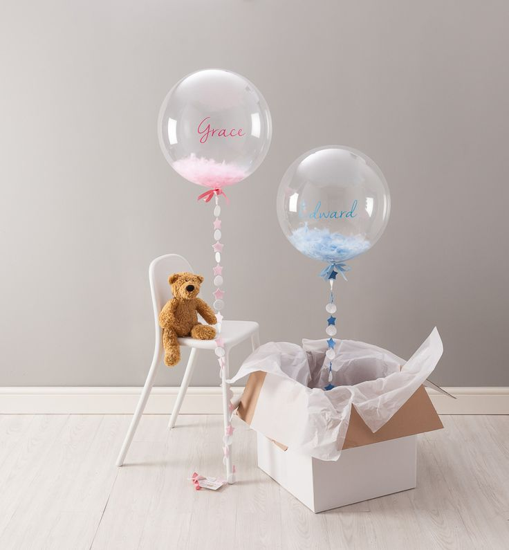 New Baby Feather Balloon                                                                                                                                                                                 More