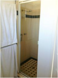 Before : Shower Area