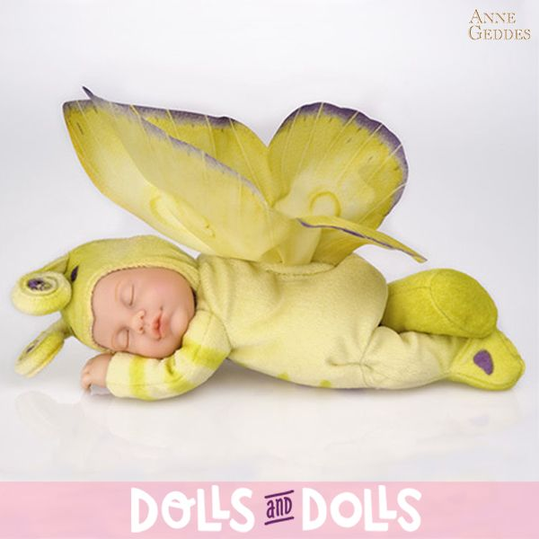 Los muñecos de #AnneGeddes están llenos de originalidad y frescura y están inspirados en fotos de bebés reales que realiza la misma Anne Geddes. ¡Despierta los mejores sentimientos en esa persona especial! #Dolls #Bonecas #Poupées #Bambole #muñecas #MuñecasDeColección #CollectibleDolls #RegaloEspecial
