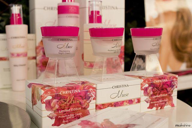 Christina Cosmetics - Friends Fluencers Madrid 2017 - beauty - part I ♥ www.maikshine.com ♥ Christina cosmétics en evento Friends Fluencers Madrid '17 - belleza y maquillaje - parte I