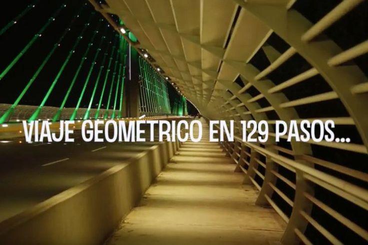 Viaducto de la novena en Bucaramanga Santander Colombia