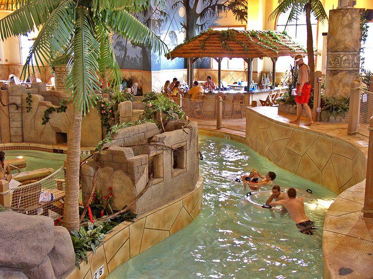 Lost Rios Indoor Waterpark | Chula Vista Resort in Wisconsin Dells