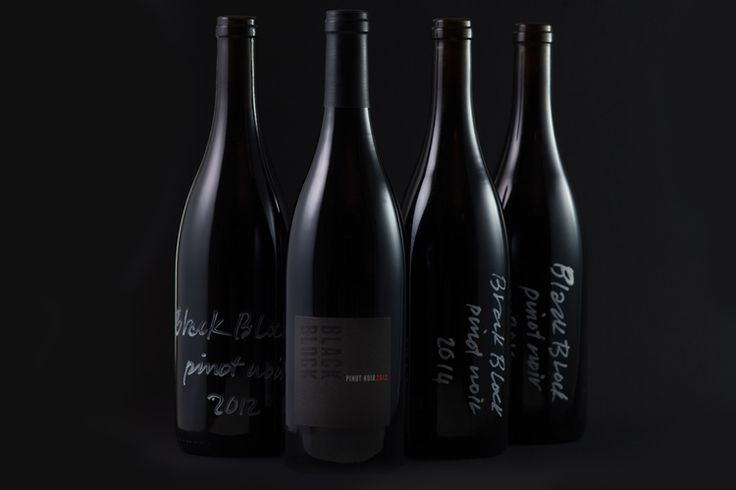 Black Block Wines — The Dieline - Branding & Packaging