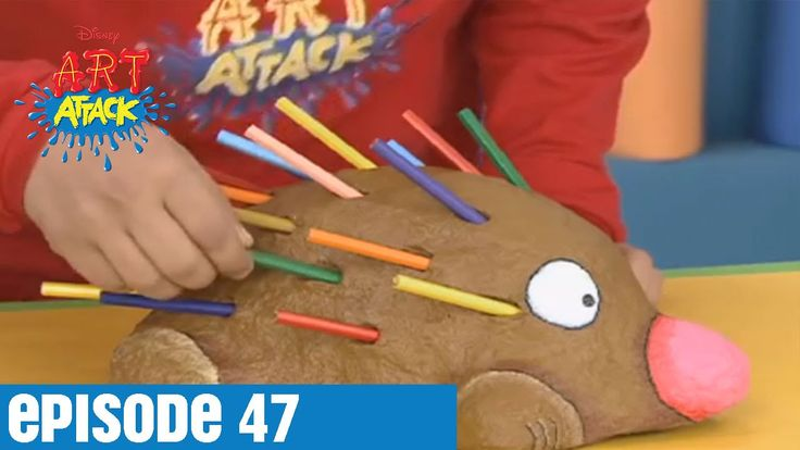 Art Attack | Season 2 Episode 47 | Disney India Official
