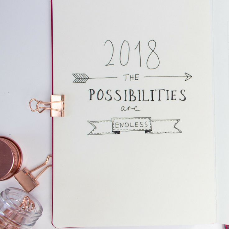 Bullet Journal Setup 2018 – Plan with me 2018 » EquiCani Lifestyleblog