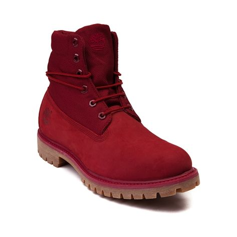 The Roll Top Boot from Timberland is coming in hot! The Timberland Roll Top Boot provides two looks in one roll down the collar for a casual-cool look, or keep it flipped up for authentic style. And with Timberland