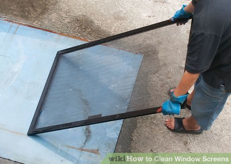 17 best ideas about Clean Window Screens on Pinterest | Cleaning ...