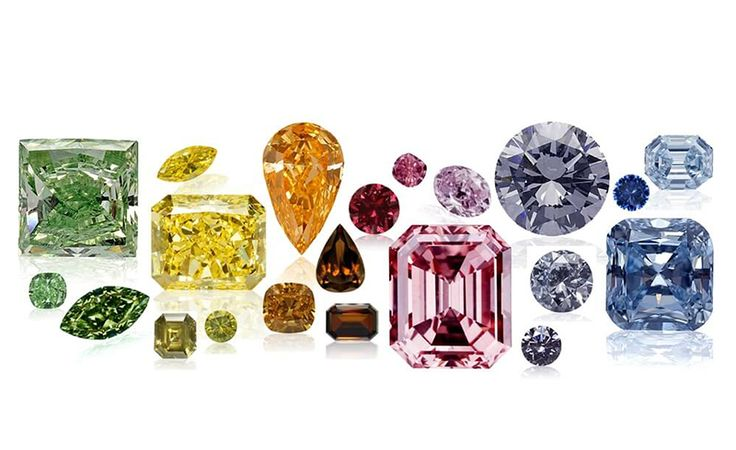 What Are The Rarest Diamond Colors. What Color is the rarest. In this article we answer all your questions about which diamond colors are the rarest.