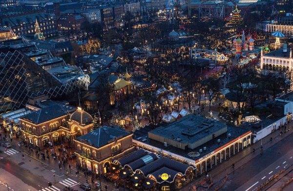 Рождество в Копенгагене, Дания Noël à Copenhague, Danemark Weihnachten in Kopenhagen, Dänemark Christmas in Copenhagen, Denmark