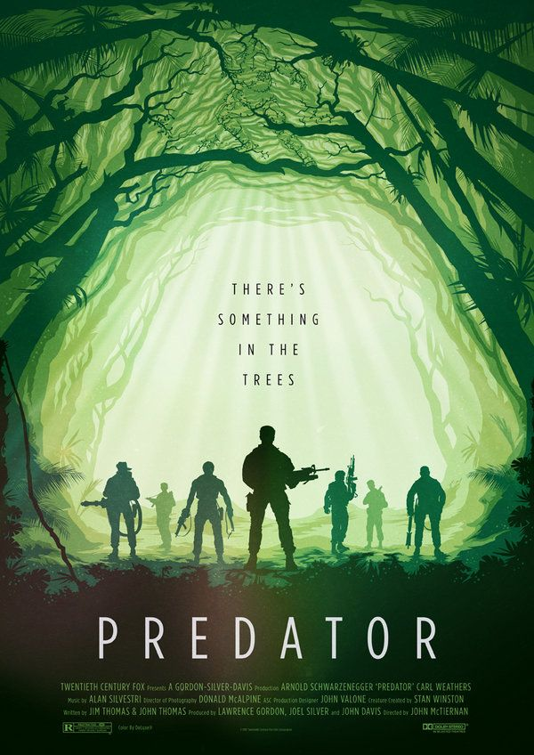 """""""What the hell *are* you?"""" - With so many duds in the series it's easy to forget just how good the original introduction was to the Predator."""