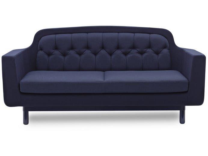 Sofa 2-osobowa Onkel ciemnoniebieska Normann Copenhagen 13649zł