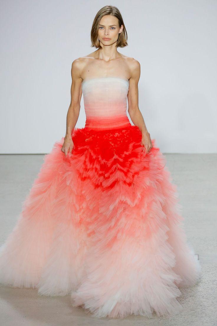Oscar De La Renta Spring/Summer 2018 Ready To Wear | British Vogue