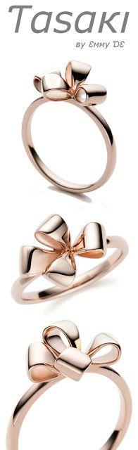 Brilliant Luxury by Emmy DE * Tasaki Ulala Ring