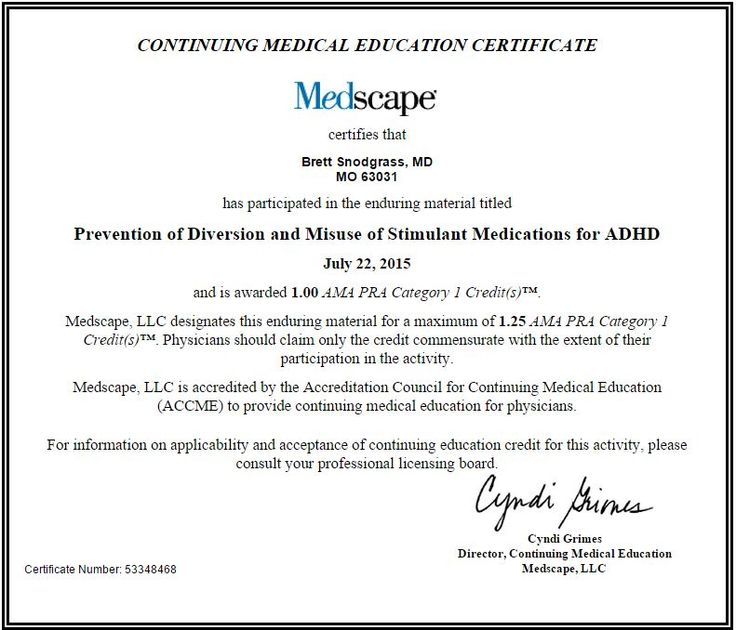 107 best CME 2015 - 2016 images on Pinterest Therapy, Med school - medical certificate