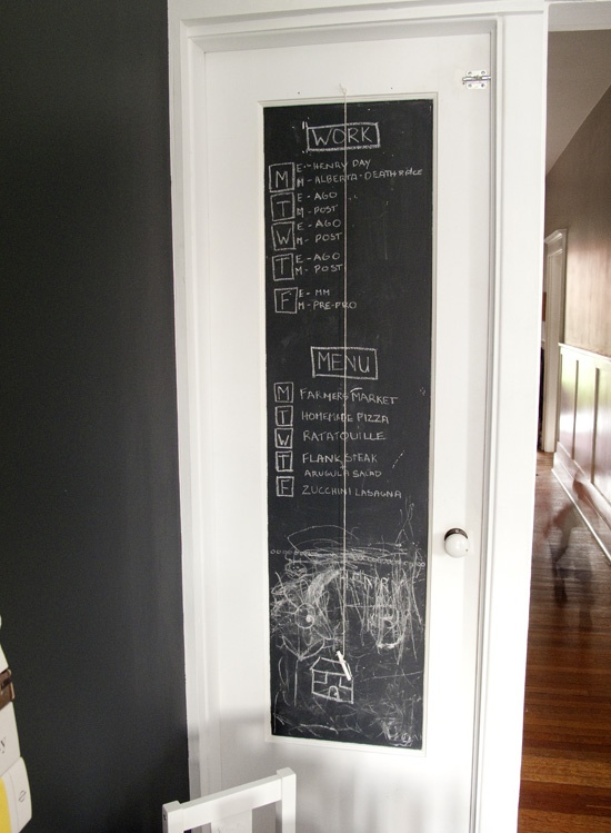I would love to do this with my pantry door with broken glass...