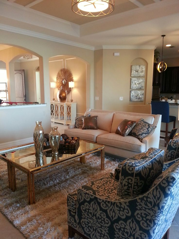 Lennar princeton model at bonita national bonita springs - Interior designers bonita springs fl ...