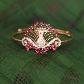Peacock Bracelet : Mayuri