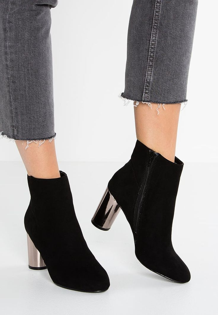 Dorothy Perkins ASHE - Ankle boot - black - Zalando.pl