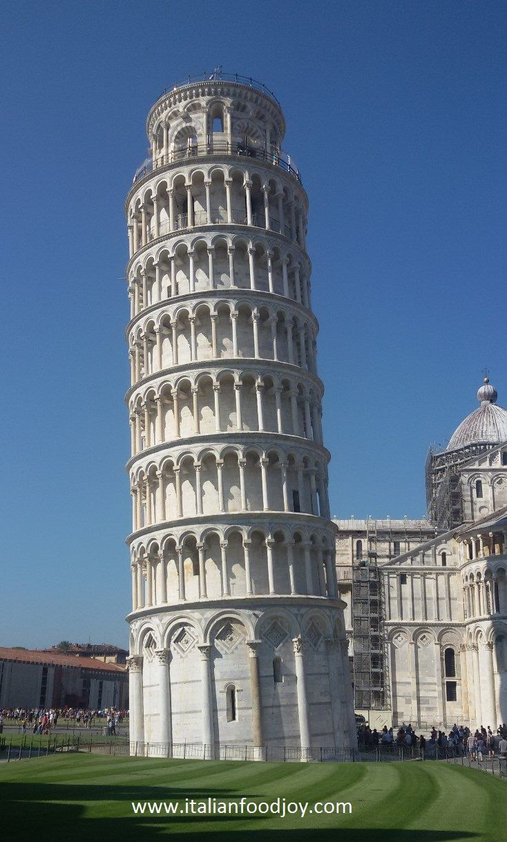 #pisa #tower #Italy art and #food #italian www.italianfoodjo... for UK and other countries www.italianfoodjo... for DE and AT only