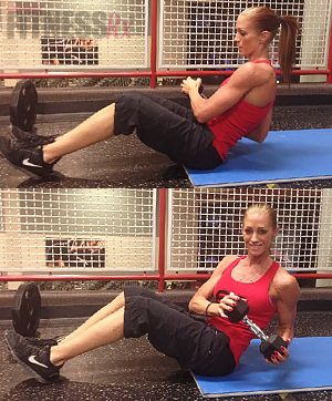 Washboard Abs After 40! - Myths & Must-Dos