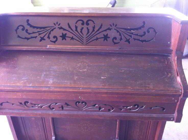 Organ I am working on
