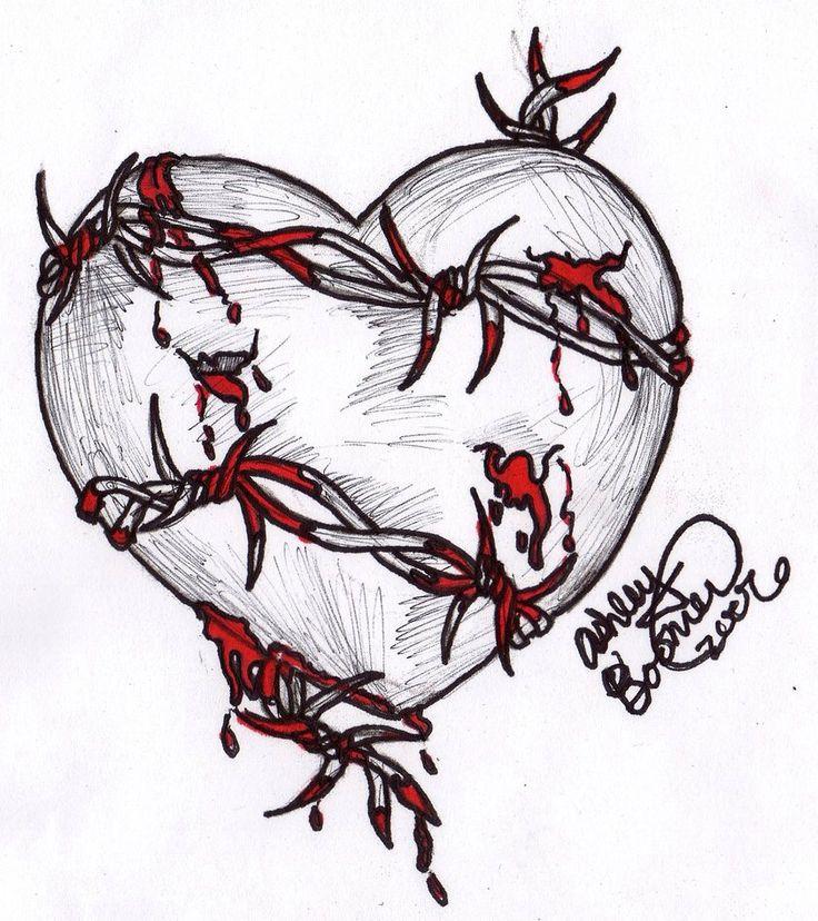 53 best Broken hearts images on Pinterest | Broken heart tattoo ...