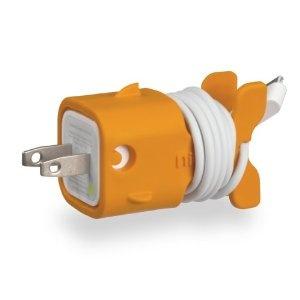Goldie CableKeep Orange