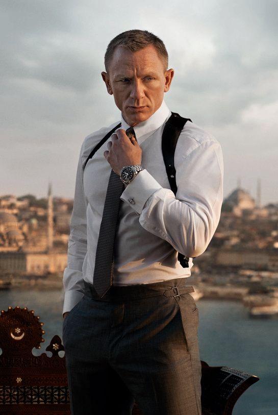 Omega à l'heure de James Bond http://www.vogue.fr/joaillerie/red-carpet/diaporama/omega-a-l-heure-de-james-bond/10205