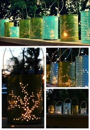 DIY Windlicht