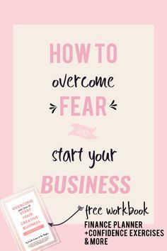 How to conqueror the most common fears that entrepreneurs experience. The fear about finances, experience and the unknown. Overcome your fear and use it to build a better business. Some sensible advice here xkx