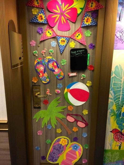 Carnival Cruise Ship Door Decorations Cruise Door Decor Cabin Door Decorations Cruise Door