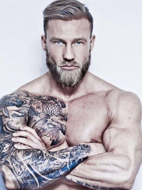 00aaf9eee Dónde tatuarse en la CDMX con los mejores estilos | <Men> | Tatuajes ...