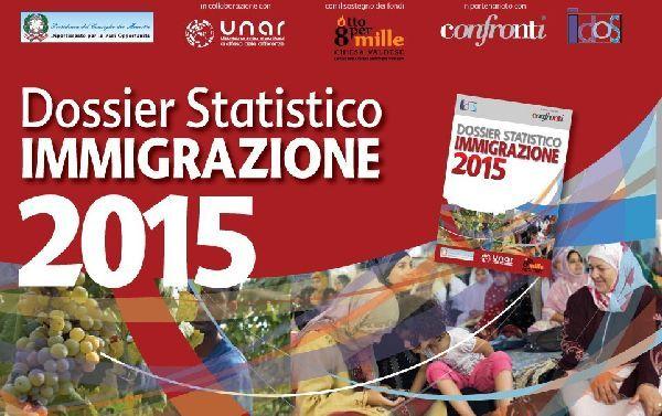 Dossier Statistico Immigrazione 2015 [it]