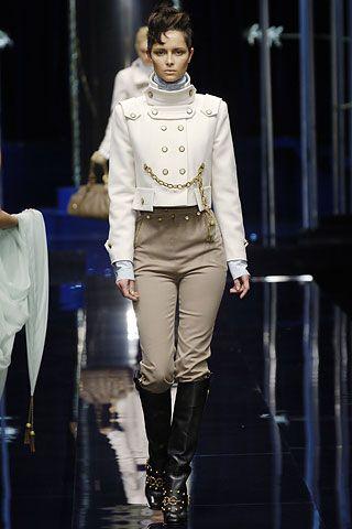 Dolce & Gabbana Fall RTW 2006
