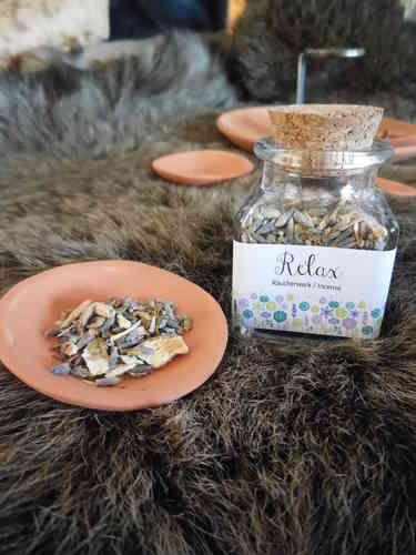 Relax wierook, de lekkere geur van lavendel. - Secrets of Gaia