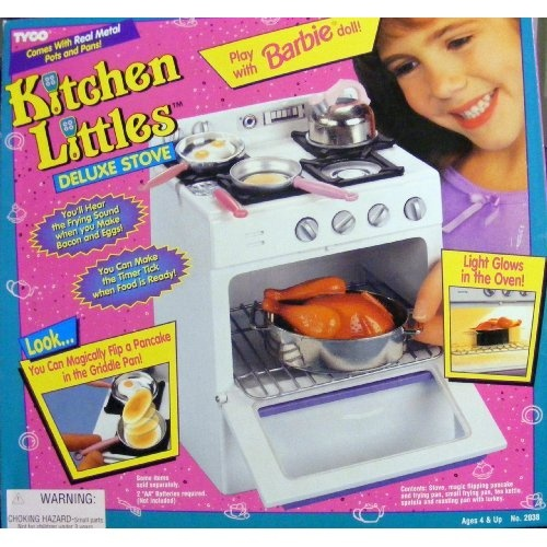 17 best images about tyco kitchen littles on pinterest for Kitchen set toys amazon