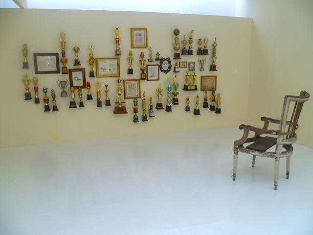 Trophy room @ Ark Galerie