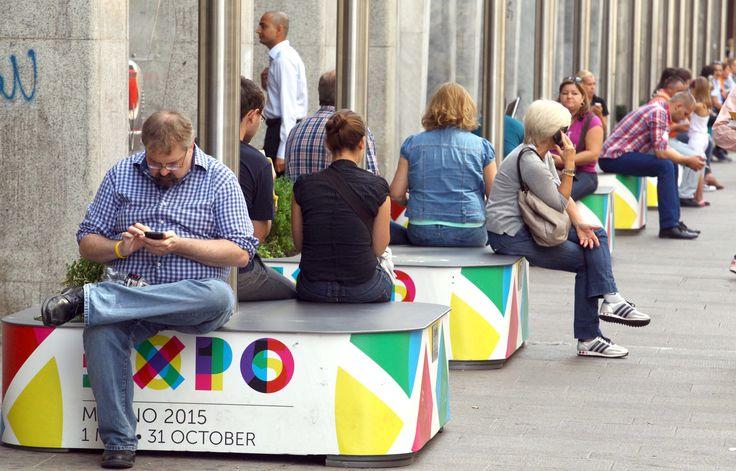 #Milano si prepara all'Expo2015 - #Milan is getting ready for #Expo2015 - #FocusOnExpo